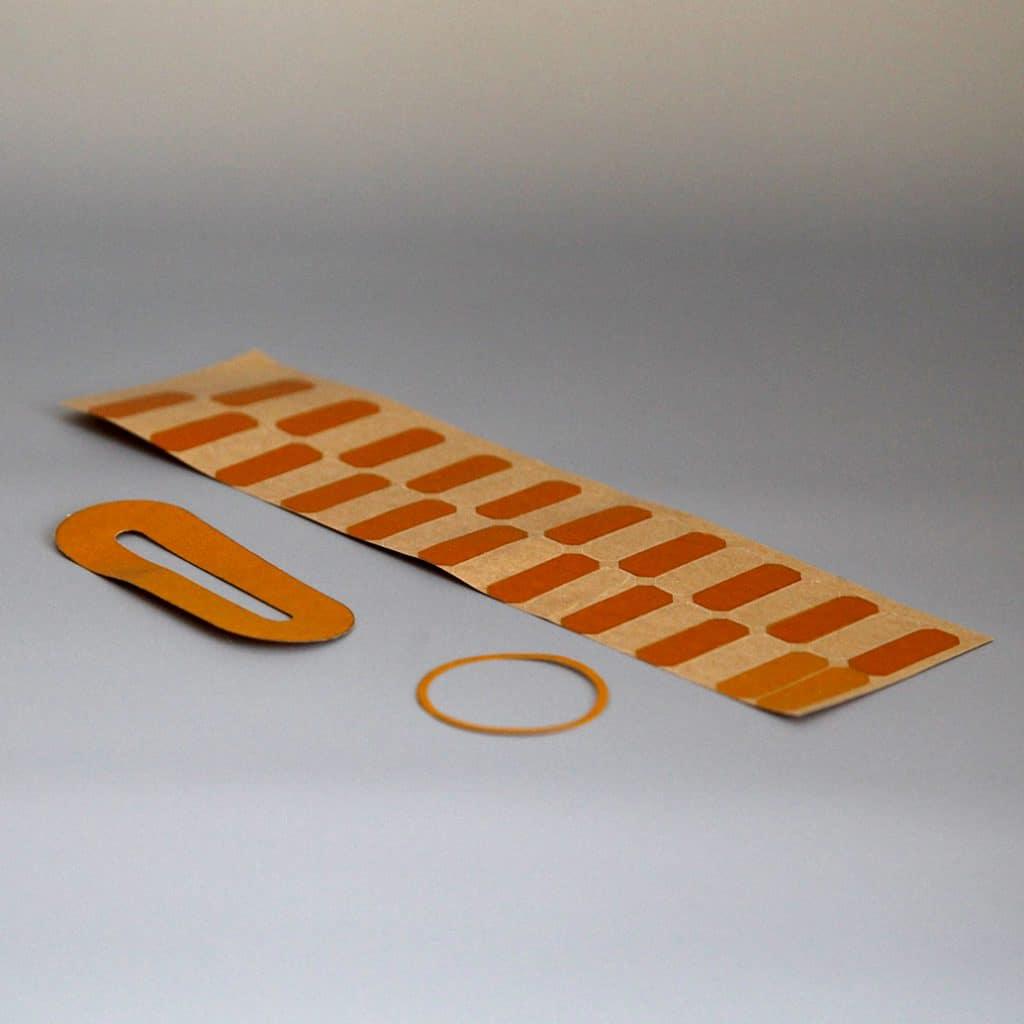 lasersnijden kapton / polymide