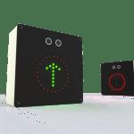Laser gesneden Signaleringskastje