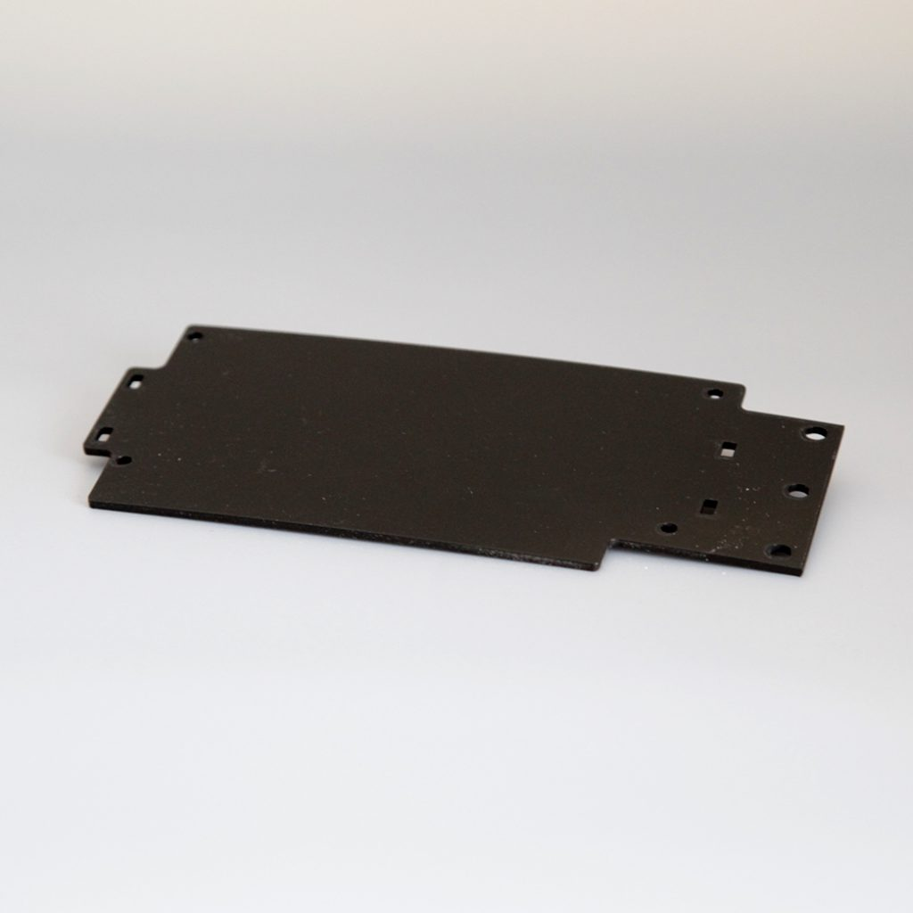 Lasersnijden HDPE